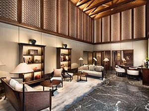 酒店设计案例之一  上海卡佩拉