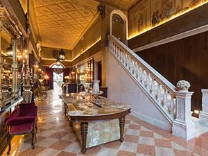酒店设计案例之三 Palazzo Venart豪华酒店,威尼斯,意大利