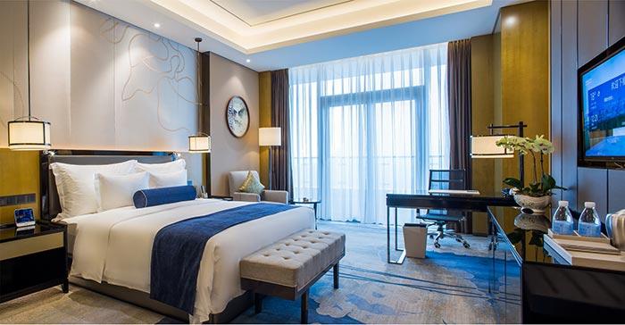 酒店设计中使用到的材料你有去了解吗?